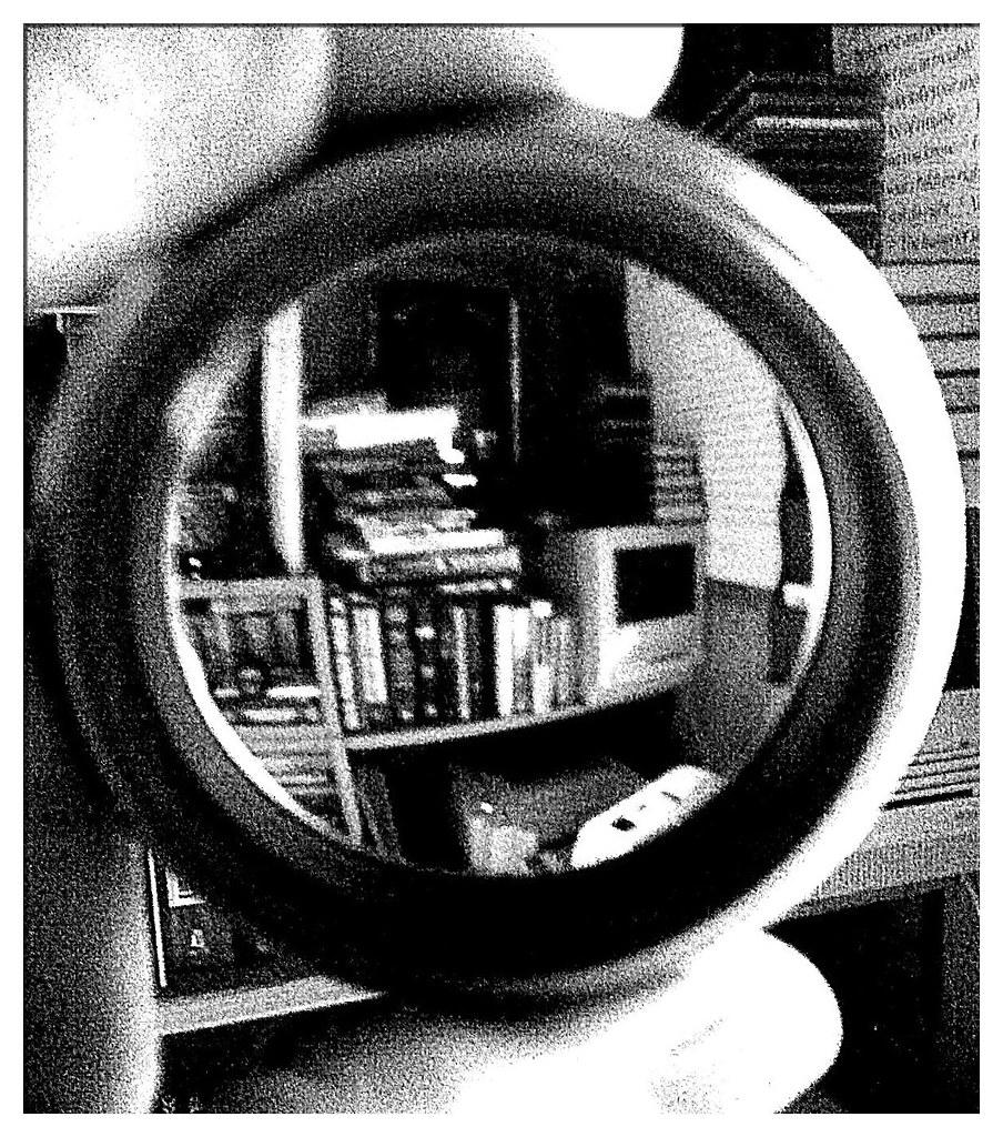 SE/30 (wide angled mag shot)