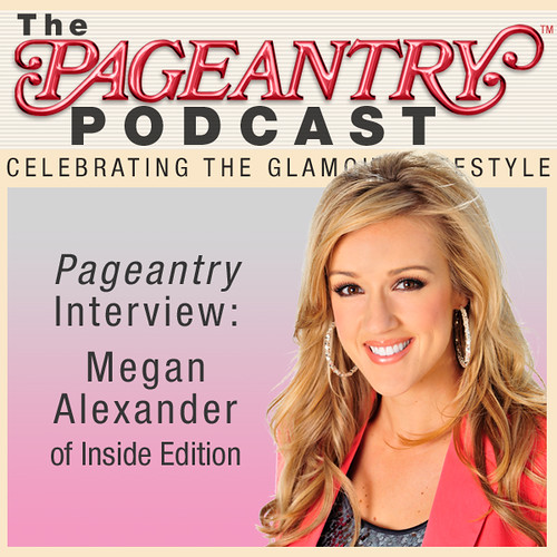 Megan Alexander Pageantry Podcast
