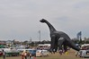 Dinosaur (crwilliams) Tags: hampshire portsmouth date:month=august date:day=15 date:wday=sunday date:hour=16 date:year=2010