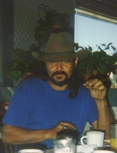 My Dad, Smoky