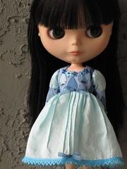 """I am a Milktooth Princess"" dress"