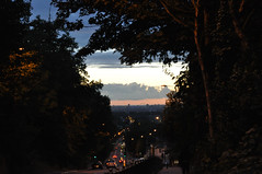 Twilight on Shooters Hill