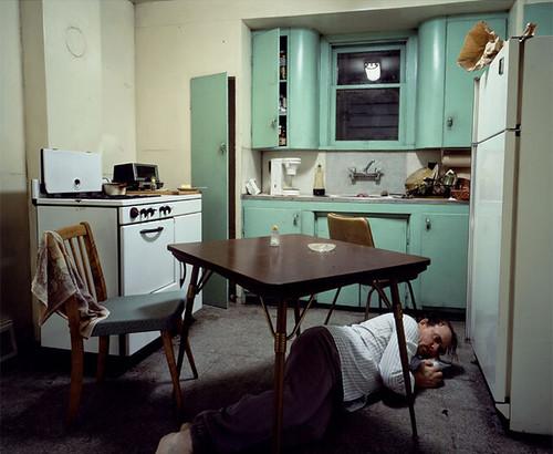 Jeff Wall, Insomnia, 1994