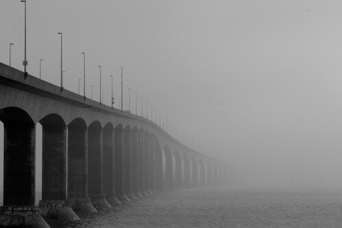 Confederation Bridge @ New Brunswick