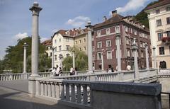 evljarski most (M@rkec) Tags: ljubljana slovenija slo dag1 laibach lju ljubljanica sloveni joeplenik emona cobblersbridge 120810 evljarskimost shoemakersbridge luvigana schoenmakersbrug