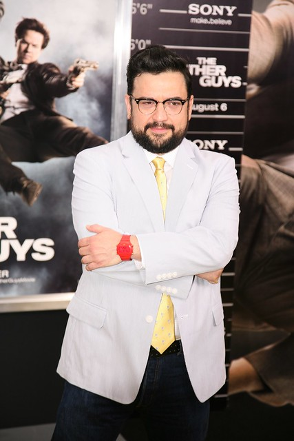 Horatio Sanz, The Other Guys Movie Premiere