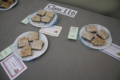 Currant slice competition