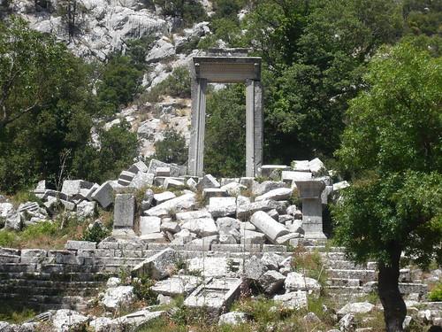 P1040934 Termessos, porte d'Hadrien