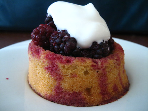 marionberry shortcakes
