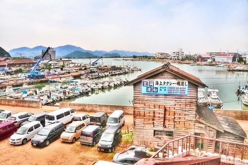 Kasaoka City 01/ HDR