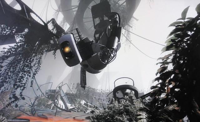 Screenshots Portal 2 GlaDOS