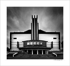 Kingstanding Cinema (Mike. Spriggs) Tags: cinema birmingham artdeco bingo odeon mecca kingstanding meccabingo harryweedon kettlehouseroad kingstandingcinema