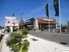 McDonald's La Garde Avenue Becquerel (France)
