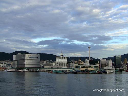 Busan port