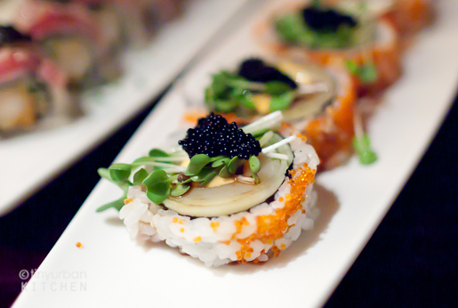 Oishii Boston Spicy Scallop Maki