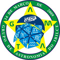 logogamatibilce (Andr Amarante Luiz) Tags: logo de e da grupo astronomia 2010 signos unesp astrologia matematica astronomico ibilce gamat