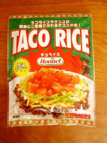 TACO RICEe-01