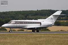 CS-DUC - HB-0008 - Netjets Europe - Hawker Beechcraft 750 - Luton - 100720 - Steven Gray - IMG_8859
