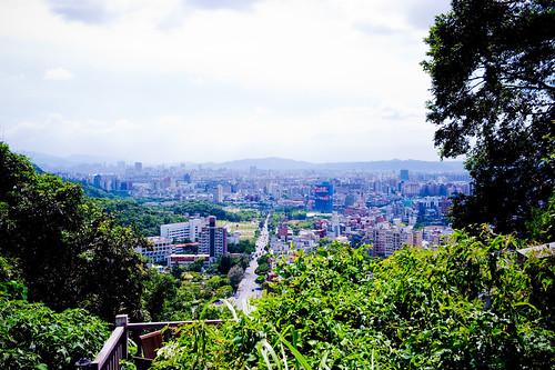 台北陽明山洞天花園