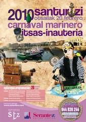 carnaval marinero de Santurtzi