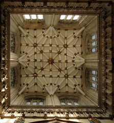 Central Tower, York Minster (Colin'sPic's) Tags: york tower central ceiling yorkminster cathdral