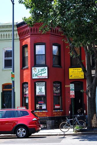Little Ethiopia Food Tour - Washington D.C.