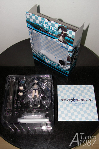 Black Rock Shooter figma