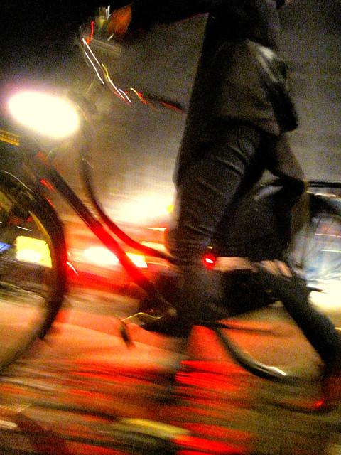 Sense of a Cyclist