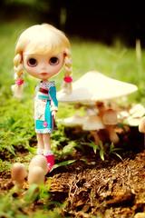 OOoooooooo Mushrooms!!!!