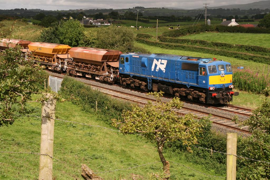 Northern Ireland Railways GM112