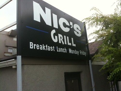Nic's Grill in Oklahoma City