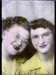1950s - Painted Ladies - Best Friends Forever