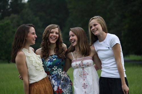 my sisters.