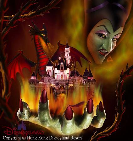 [Hong Kong Disneyland] Disney's Haunted Halloween (depuis 2007) - Page 3 4925738229_35c602f3ed