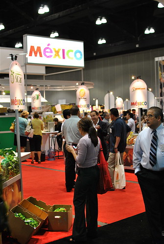 comida latina expo