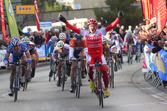Samuel Dumoulin, yellow power (and red!)