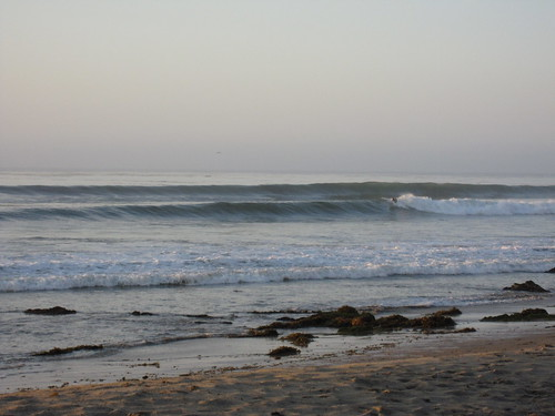 nice swell this morning