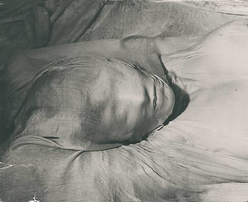 Erwin Blumenfeld, Wet Silk, 1937 by kraftgenie