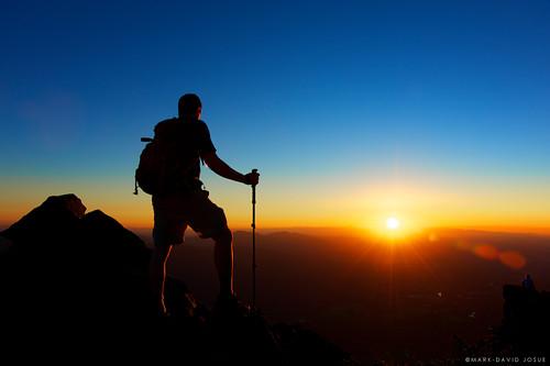 Conquering Mount Si