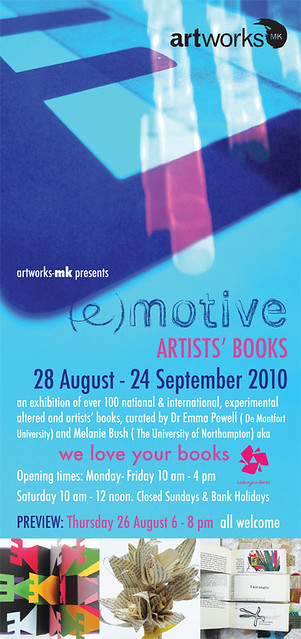 (e)motive Artists' Books