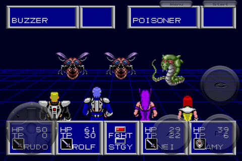 Phantasy Star 003