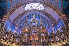 Notre-Dame Basilica of Montreal (Ronaldo F Cabuhat) Tags: travel vacation canada art beautiful beauty architecture canon montreal joy happiness visit oldmontreal notredamebasilicaofmontreal gothicrevivalarchitecture basiliquenotredamedemontral canonef24105f4isusm canon580exii canoneos5dmarkii cabuhat