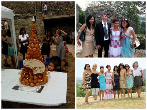 rini's wedding
