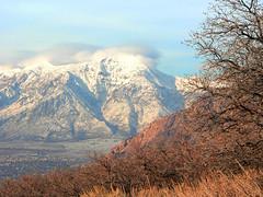 Mt Ben Lomond (Rick Bolin) Tags: mountain photography utah photo photographer photos hiking benlomond ogden 84401 bonnevilleshorelinetrail intelguy rickbolin