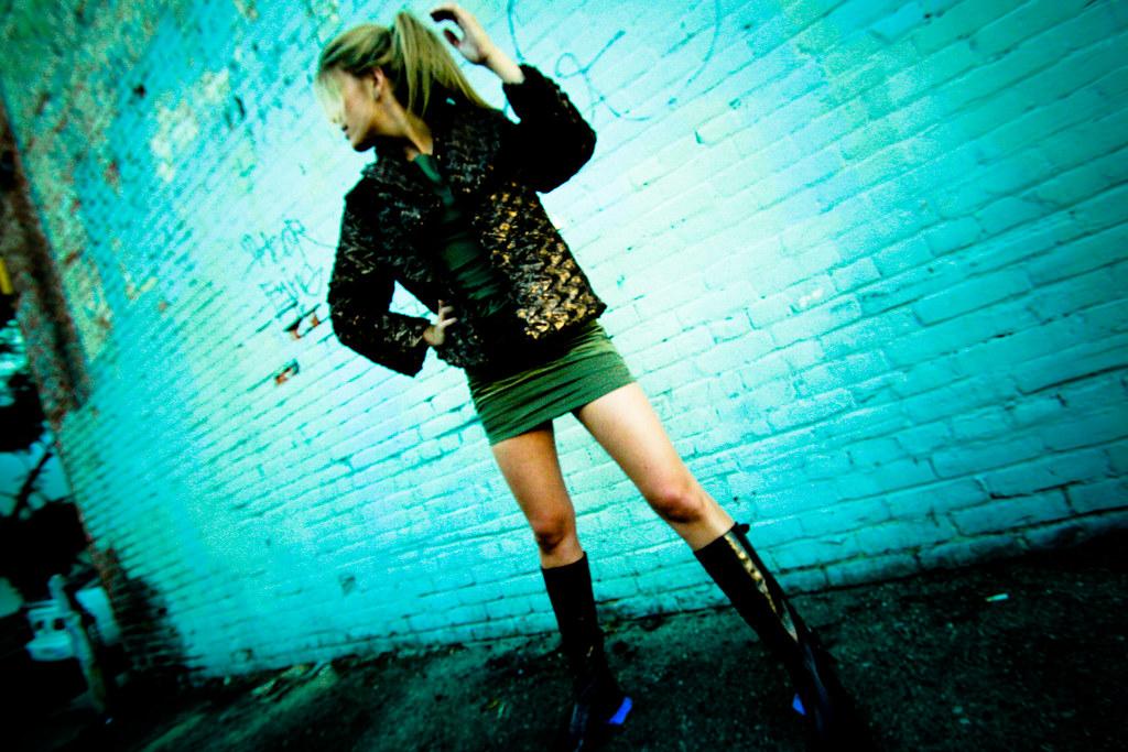 Alice + Olivia Fall 2010 102