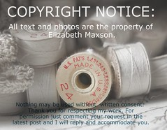 Thread copyright small