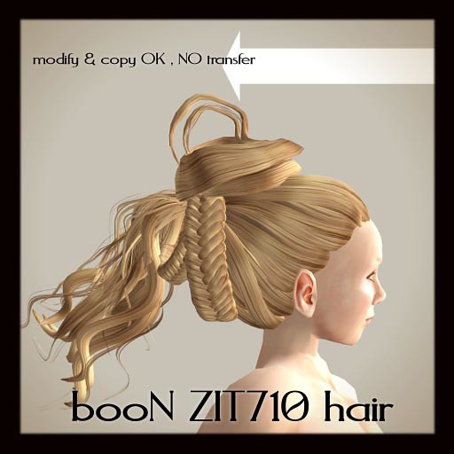50%OFF!! ZIT710 hair