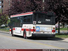7900_20100829_IMG_3588 (R. Flores) Tags: new toronto bus buses america diesel ttc north 2006 commercial transit orion chrysler commission vii daimler 07501 dccbna