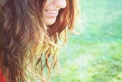 (Raquel Malln) Tags: light beautiful hair maria days 365