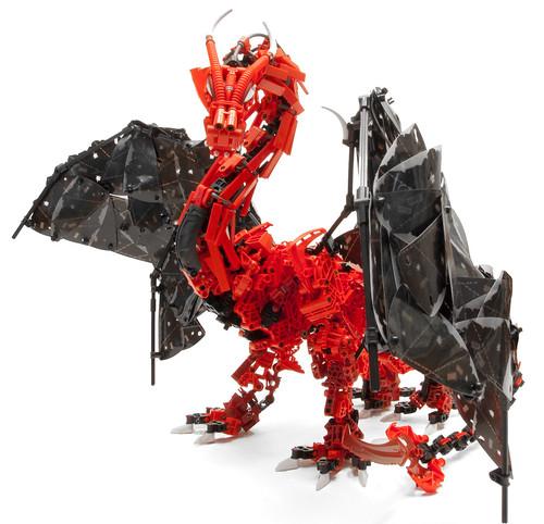 Képtalálatok a következőre: lego dragon moc bionicle